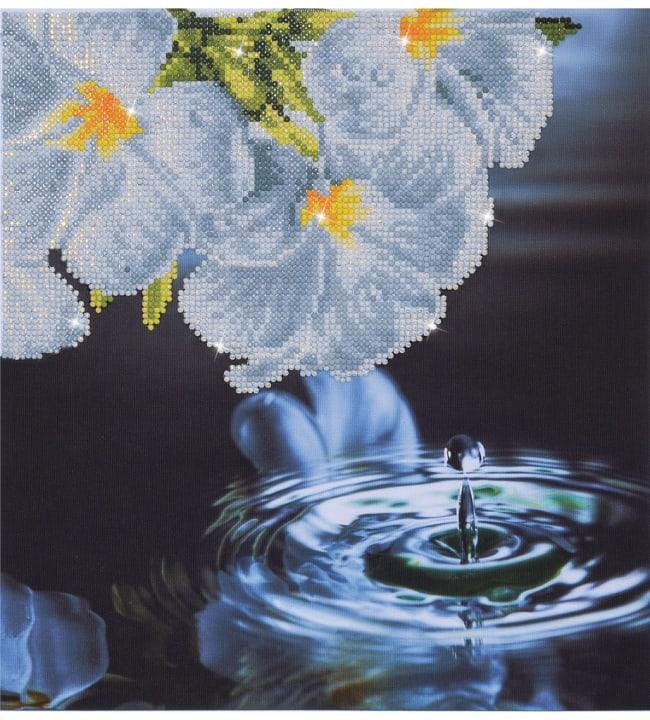 Diamond Dotz Water droplet timanttiaskartelutyö