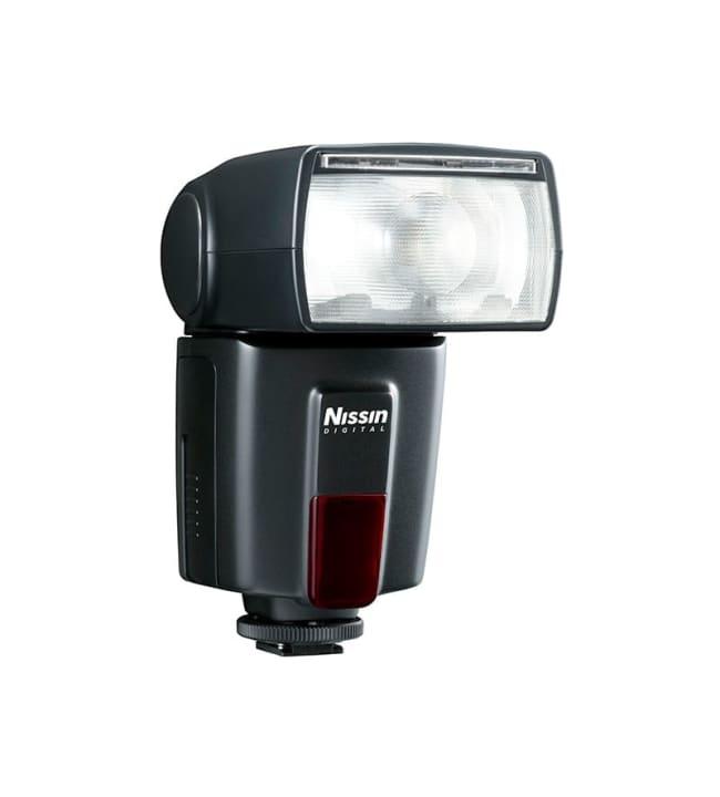 Nissin Di600 Nikon yhteensopiva salama