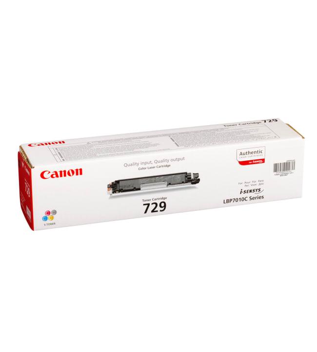 Canon 729 keltainen laservärikasetti