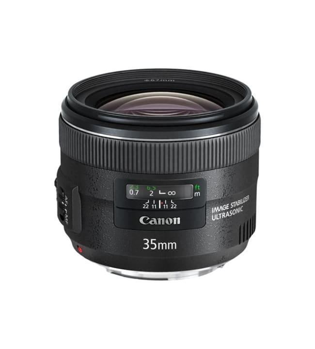 Canon EF 35/2.0 IS USM objektiivi