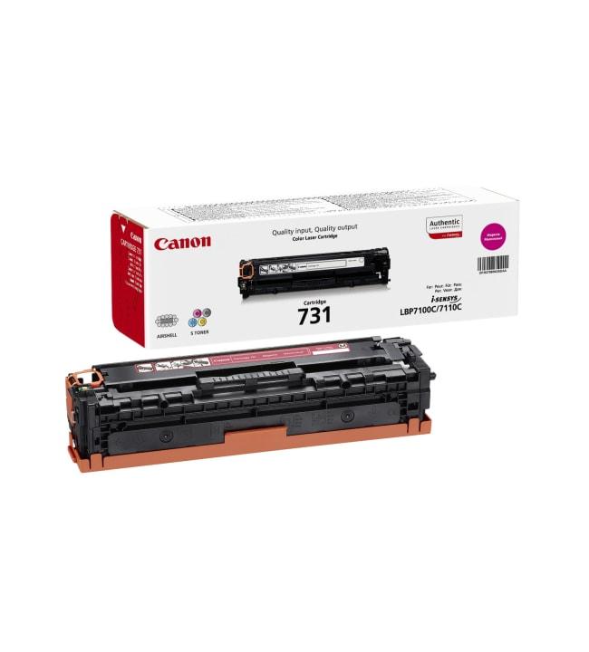Canon 731 magenta laservärikasetti