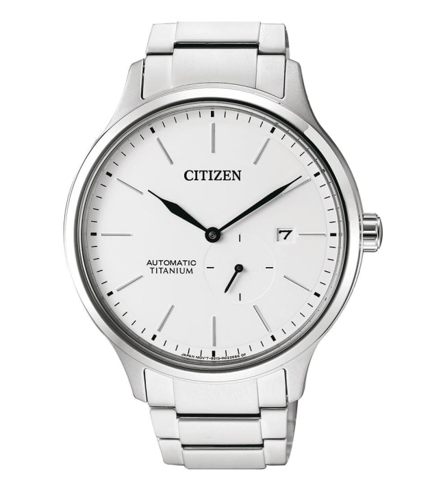 Citizen NJ0090-81A miesten rannekello