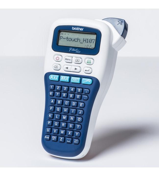 Brother P-Touch PT-H107B tarratulostin