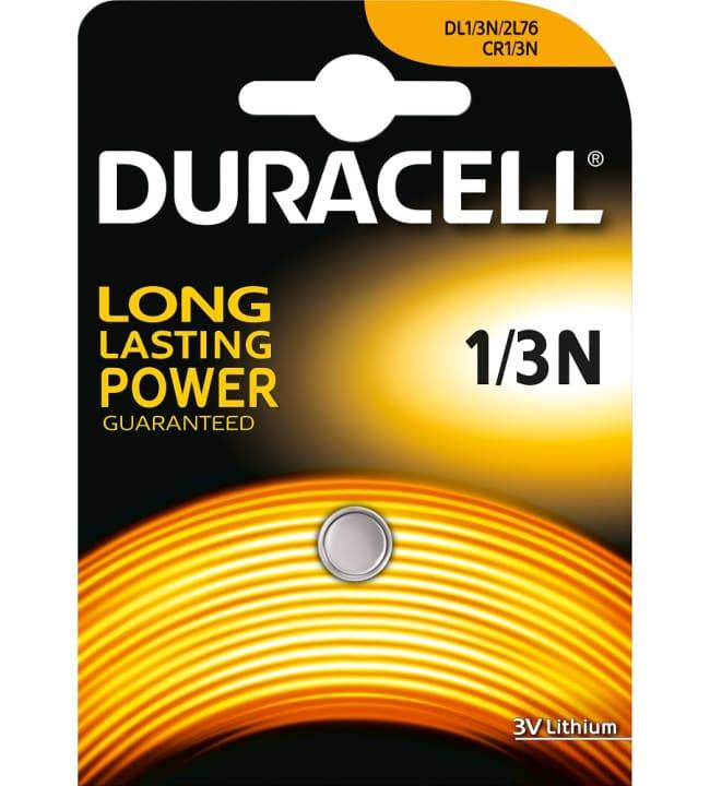 Duracell 1/3N litiumnappiparisto
