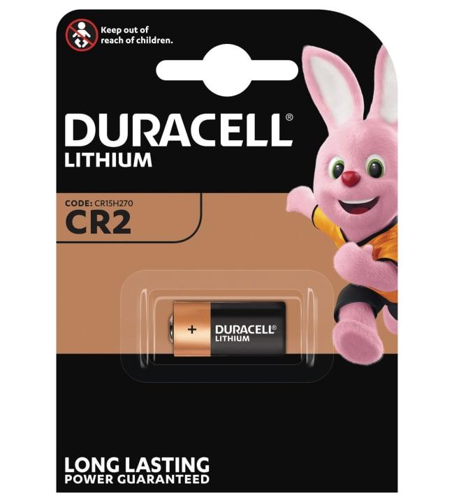 Duracell Ultra Photo CR2 litiumparisto