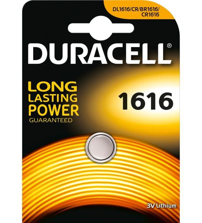 Duracell CR1616 litiumnappiparisto