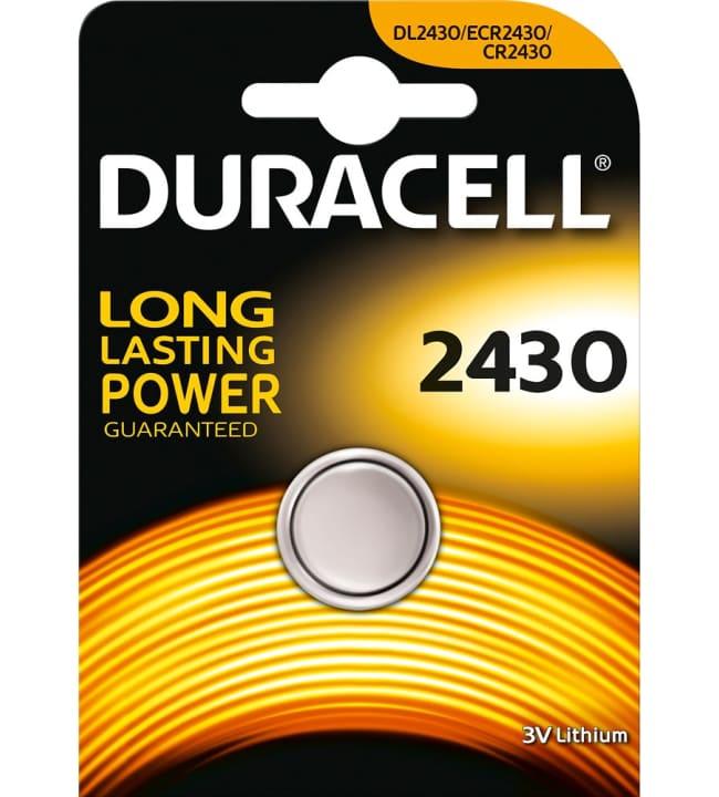 Duracell CR2430 litiumnappiparisto
