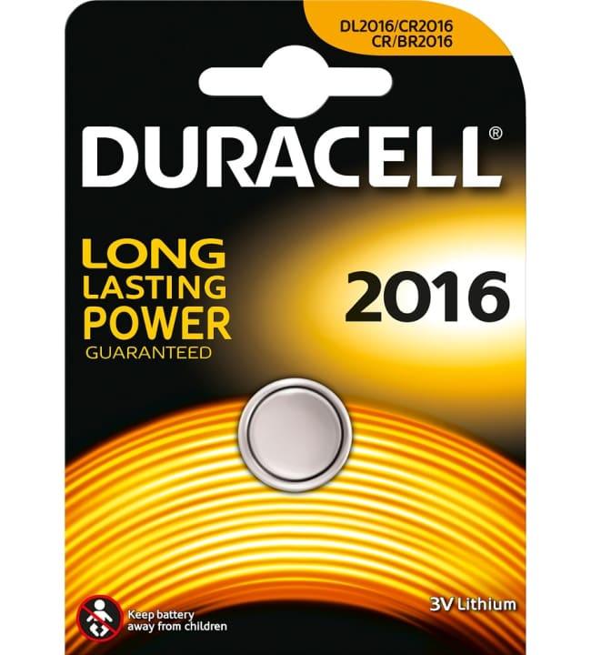 Duracell CR2016 litiumnappiparisto