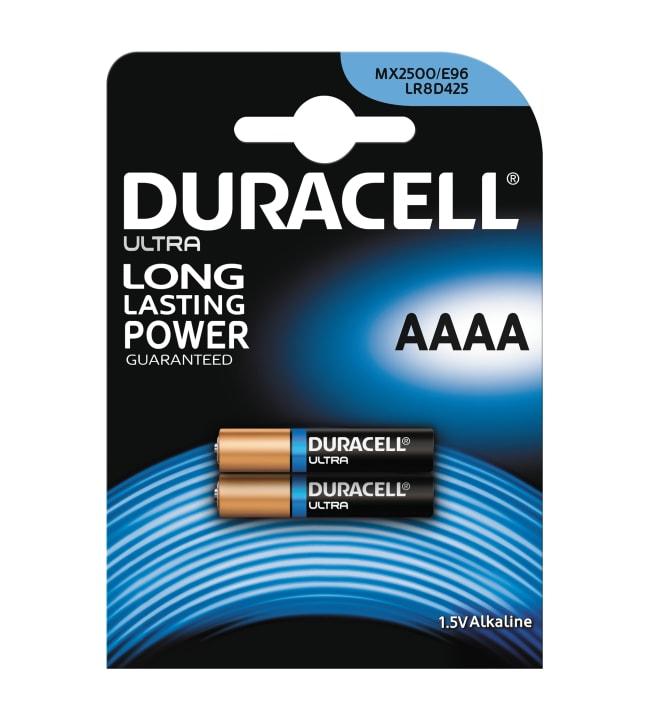 Duracell Ultra Power AAAA 2kpl alkaliparisto