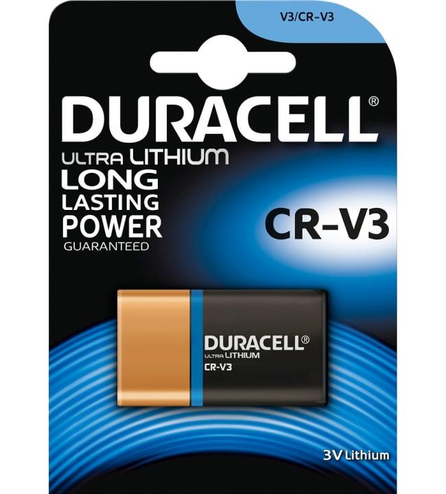 Duracell Ultra Lithium CRV3 litiumparisto