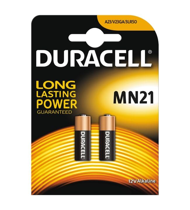 Duracell MN21 2kpl alkaliparisto