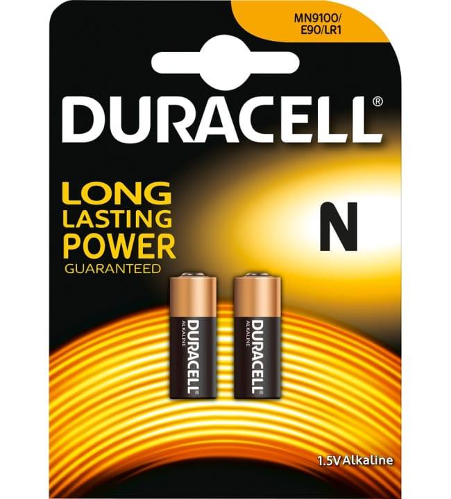 Duracell N MN9100 2kpl alkaliparisto
