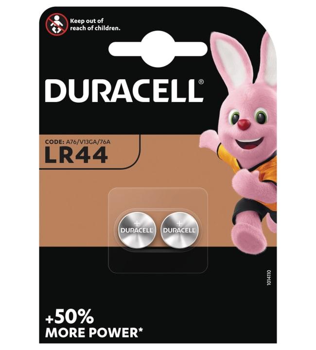 Duracell LR44 2kpl alkalinappiparisto