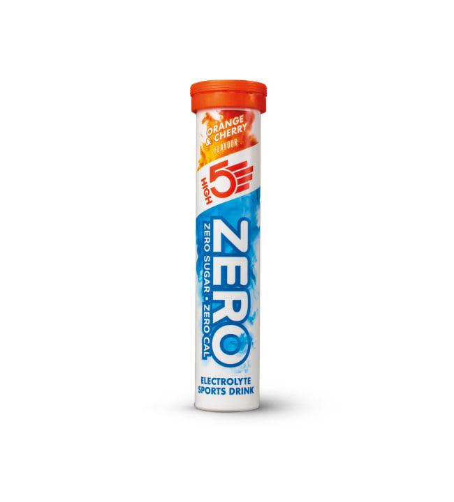 High5 Zero Cherry-Orange 20 poretabl. urheilujuoma