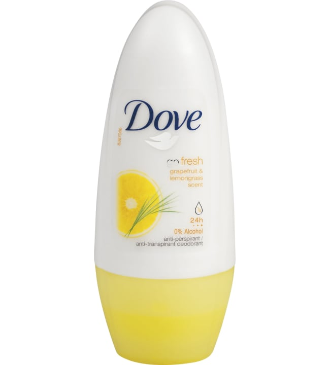 Dove Grapefruit & Lemongrass antiperspirantti roll-on deodorantti