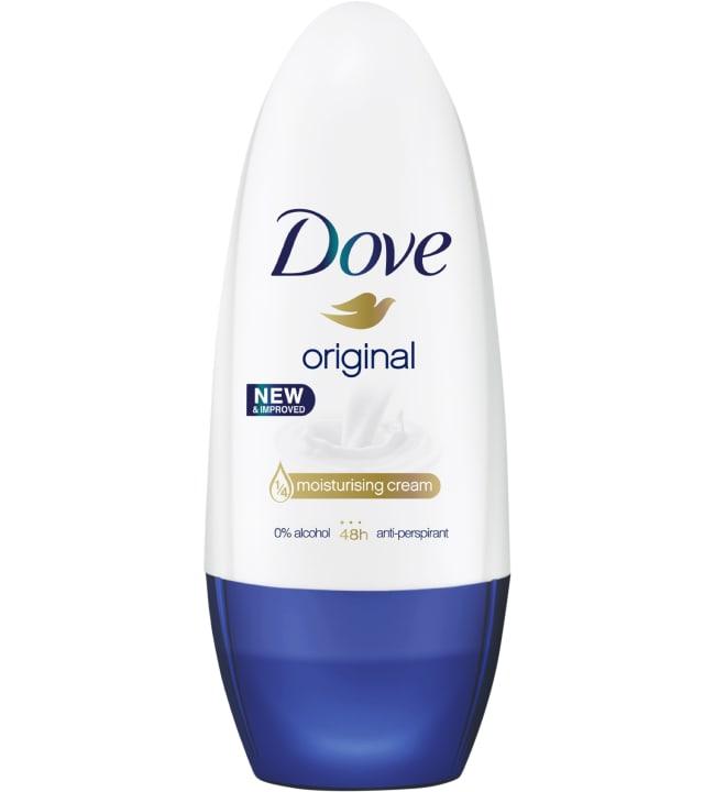 Dove Original 50 ml roll-on deodorantti
