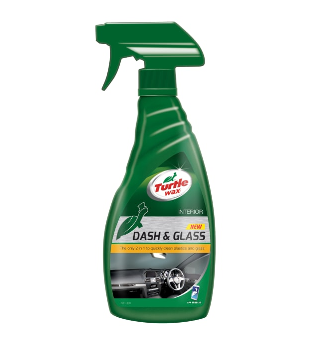 Turtle Wax Greenline Dash&Glass 500ml muovi&lasinpesu