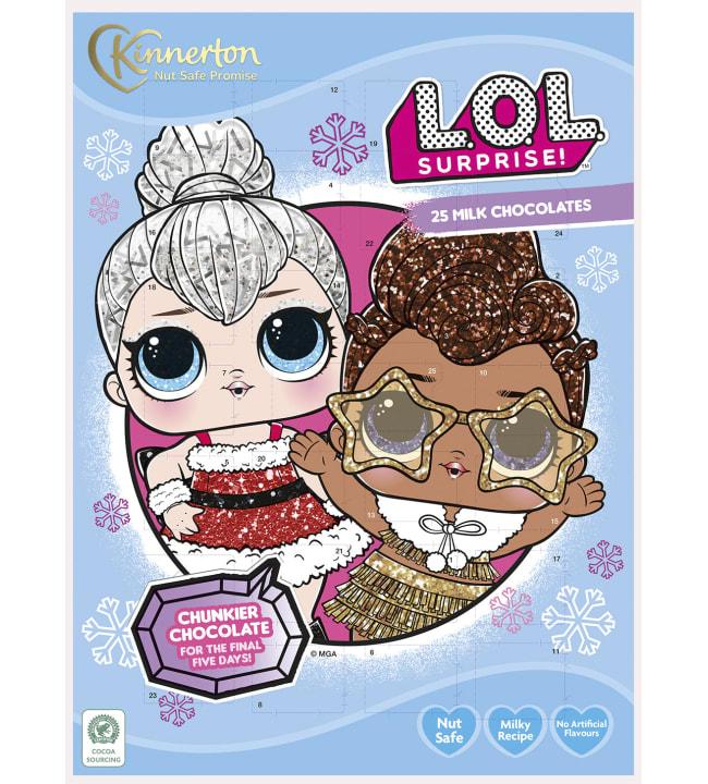 LOL Surprise 90 g joulukalenteri