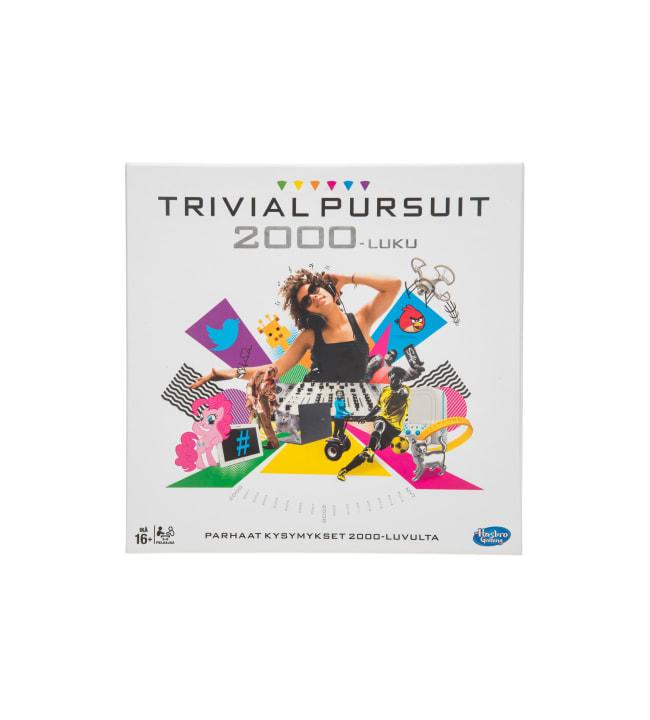 Hasbro Trivial Pursuit 2000s lautapeli