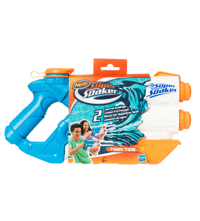 Nerf Super Soaker Twin Tide vesipyssy