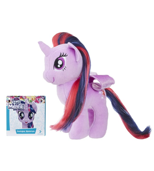 My Little Pony Small Rooted Hair Plush pehmolelu