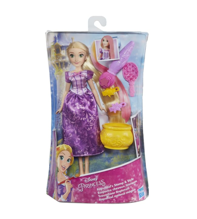 Disney Princess Stamp And Style Rapunzel nukke