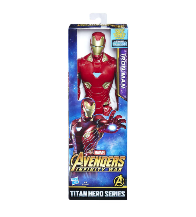 Avengers Titan Hero Series Movie 30 cm figuuri