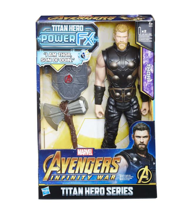 Avengers Titan Hero Thor 30 cm figuuri
