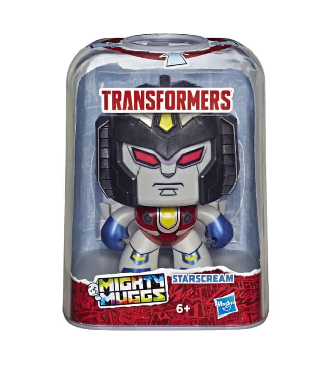 Transformers Mighty Muggs keräilyhahmot