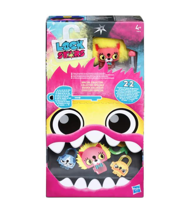 Lock Stars Mega Pack figuuri+ lukko