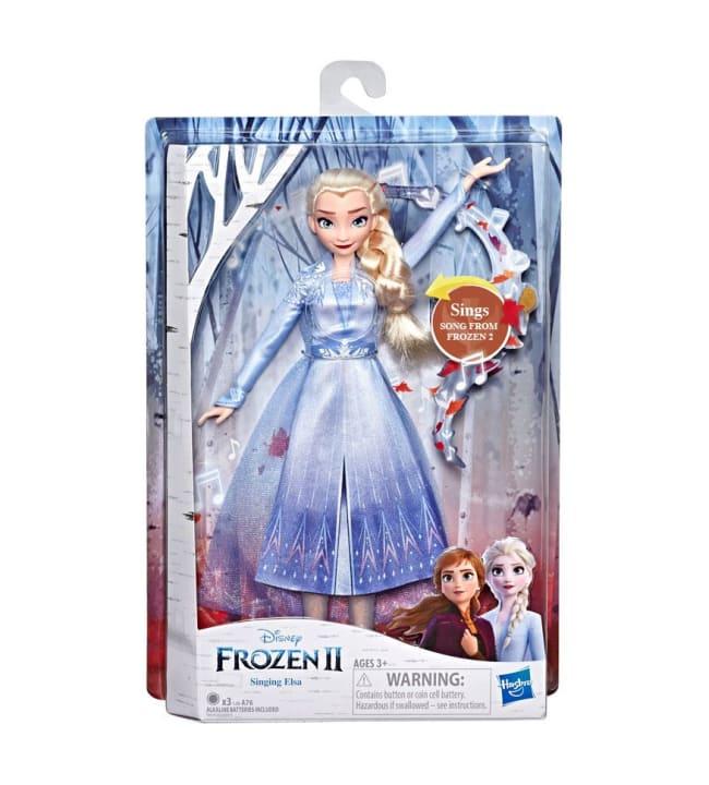 Disney Frozen 2 laulava nukke