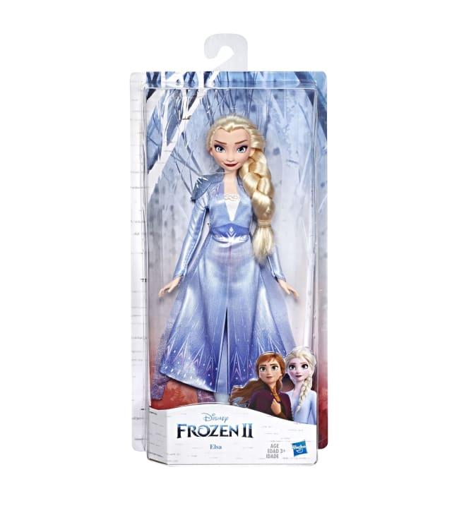 Disney Frozen 2 Elsa nukke