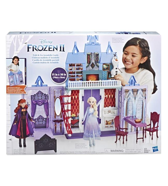 Disney Frozen 2 linnaleikkisetti