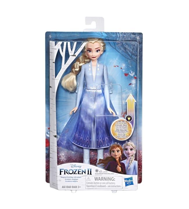Disney Frozen 2 Light Up Fashion nukke