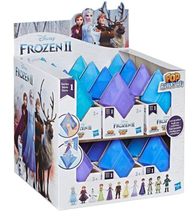 Disney Frozen 2 Pop Adventures Series 1 Surprise Blind Box yllätyspakkaus