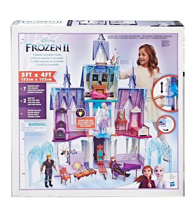 Disney Frozen 2 Ultimate Arendelle linna leikkisetti