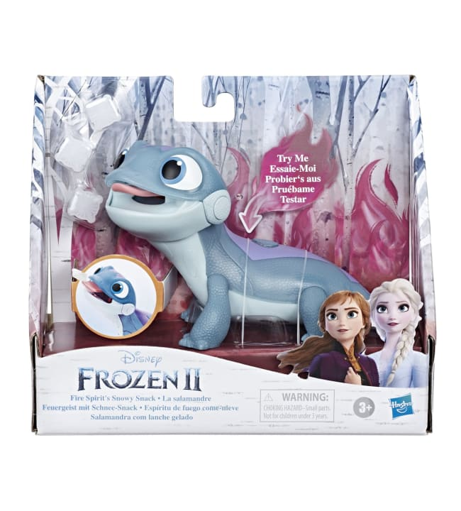 Frozen 2 Fire Spirit's Snowy Snack Bruni salamanteri