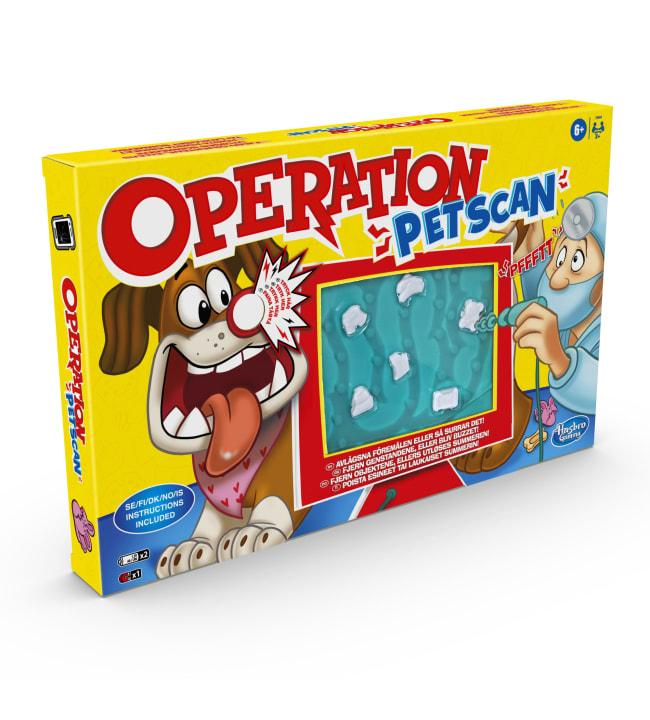 Operation Pet Scan peli