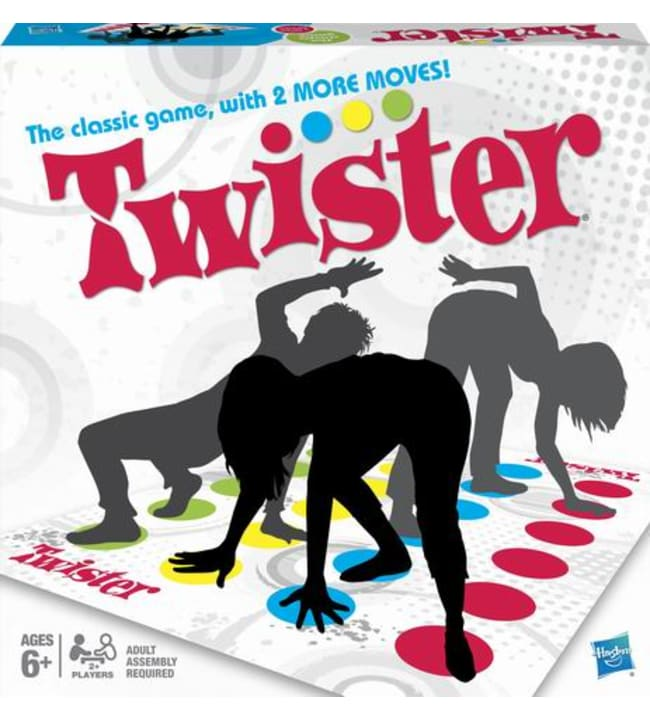 Hasbro Twister peli