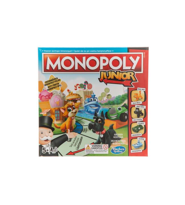 Monopoly Junior lautapeli