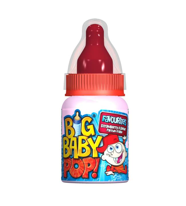 Topps Big Baby Pop Classic 32 g tikkari