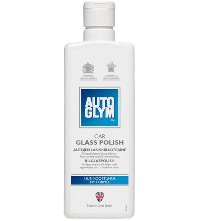 Autoglym Car Glass 325 ml auton lasinkiilloteaine