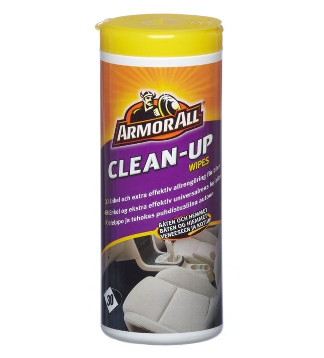 Armor All 30 kpl puhdistusliina