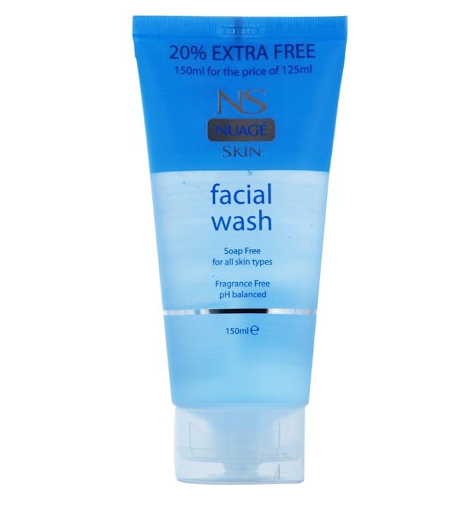 Nuage 150 ml kasvojen puhdistusgeeli