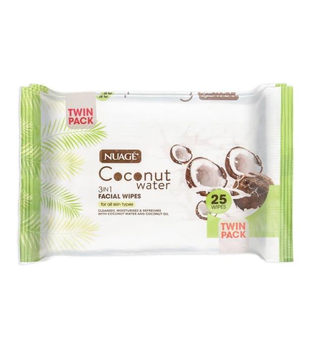 Nuage Coconut 50kpl puhdistusliinat