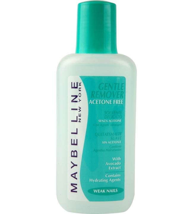 Maybelline Gentle 125ml kynsilakanpoistoaine