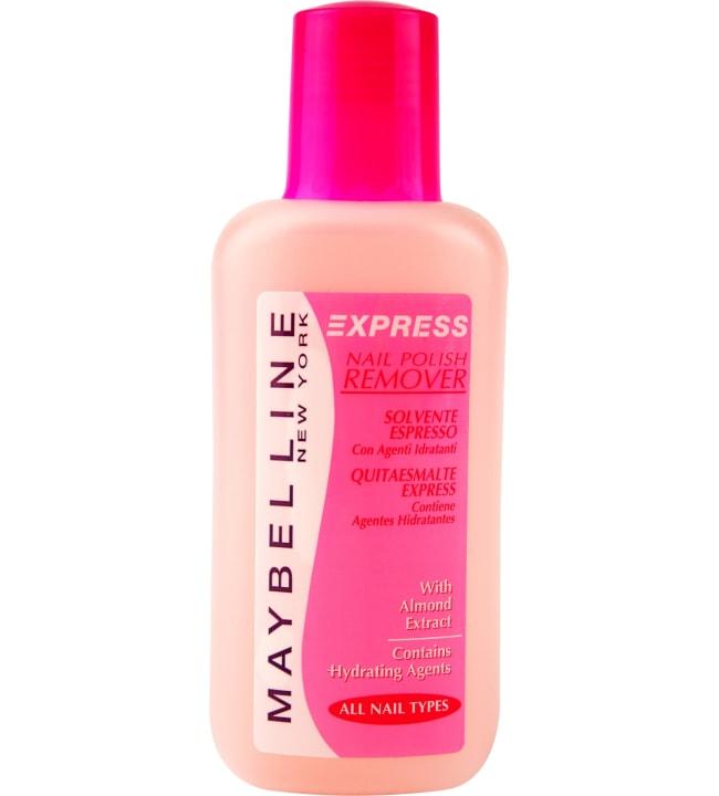 Maybelline Express 125ml kynsilakanpoistoaine