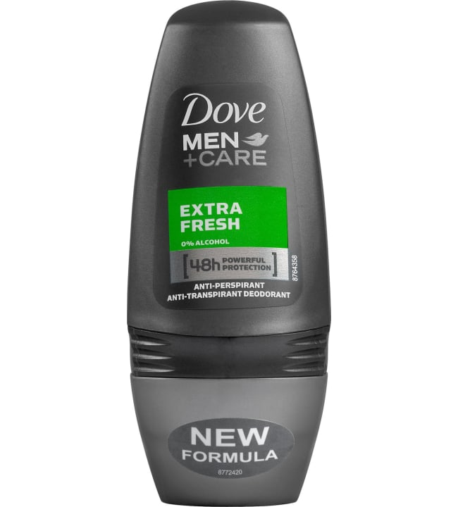 Dove Men+Care Extra Fresh 50 ml roll on deodorantti