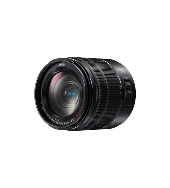 Panasonic Lumix G Vario 14-140mm f/3.5-5.6 ASPH zoom-objektiivi