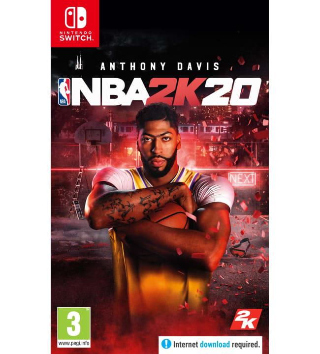 NBA 2K20 NSW